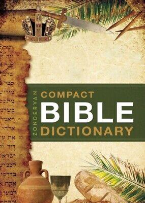 ZONDERVANS COMPACT BIBLE DICTIONARY PB