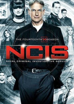 Ncis  The Complete Fourteenth Season 14  Dvd  2017  6 Disc Set
