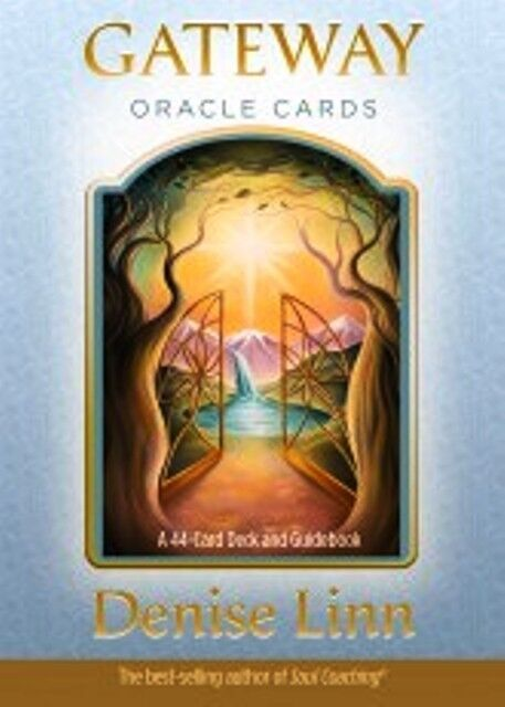 Gateway Oracle Cards by Denise Linn New & Sealed