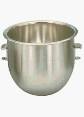 New 10 Qt Mixing Bowl For Hobart Mixer Stainless Steel Uniworld Upm-1b 8063