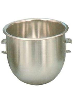 New 12 Qt Mixing Bowl Hobart Mixer Stainless Steel Uniworld Um-12b Nsf 3847