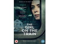 The Girl on the train (Emily Blunt version, in cinema)
