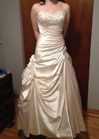 Sposa Italia Wedding Dress Size 4