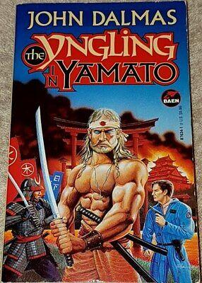 John Dalmas THE YNGLING IN YAMATO (paperback) Baen USA tweedehands  verschepen naar Netherlands