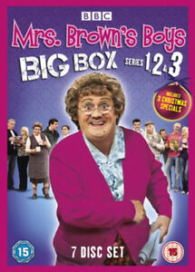 Mrs-Brown-039-s-Boys-Big-Box-DVD-2013-7-Disc-Set-Box-Set