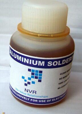 Aluminum Soldering Flux 100gm Pack  Nvr Brand