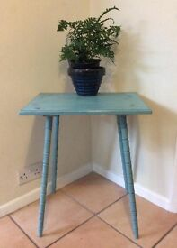 Beautiful quirky small table