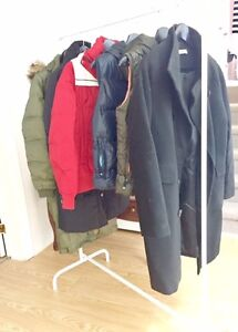 Winter and autumn jackets/coats/vests women size 36-38 (XS - M)