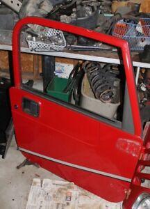 o IIIII o   Several Pairs Jeep TJ Doors 97-2006