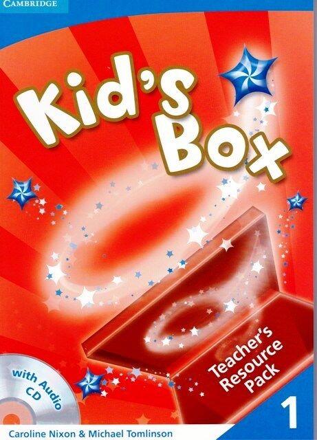 Cambridge KID'S BOX 1 Teacher's Resource Pack with Audio CD @NEW@