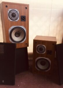CLASSIC YAMAHA NS-625 VINTAGE SPEAKERS