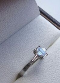 Engagement & Wedding ring