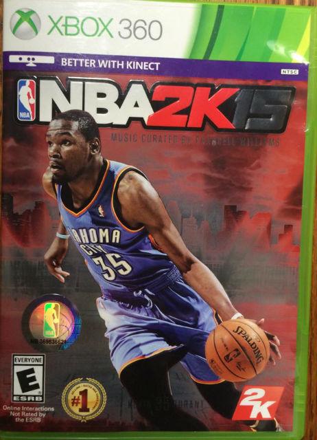 295246ffaf65 Details about NBA 2K15 (Xbox 360