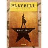 Hamilton playbill - Broadway - *Brand New!* - *Free quick shipping* *Free Gifts*