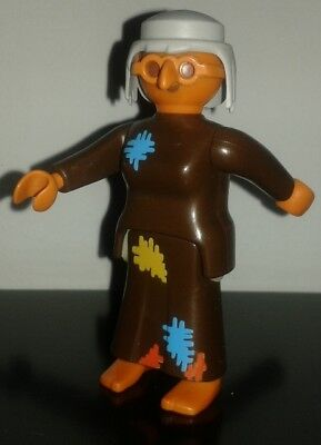 old rare PLAYMOBIL 🤡 Very rare funny looking lady scarecow halloween witch](Halloween Old Lady Funny)