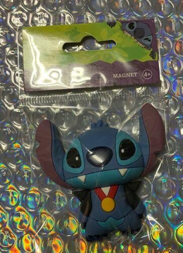 Disney Lilo & Stitch Magnet Halloween Vampire Stitch