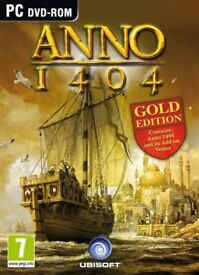 Anno 1404 Gold Edition for PC