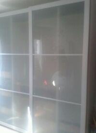 Ikea Pax - Lyngdal Sliding Doors