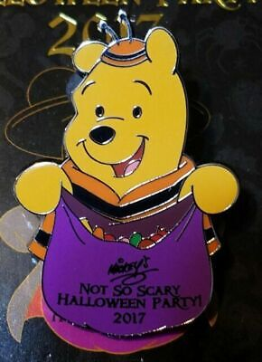 Halloween Mystery Party (New Disney Parks Halloween Party Winnie The Pooh Mystery)