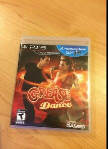 Grease Dance PS3 Game