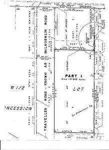 Vacant commercial lot in town! 60 MCLAUGHLIN RD, Lindsay, ON Kawartha Lakes Peterborough Area image 1