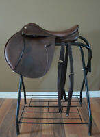 Pessoa Gen-X English Jumping Saddle- GREAT DEAL