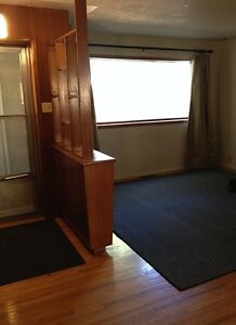 Available Sept. 1  Three bedroom lower suite  Xlarge windows