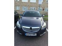 Vauxhall insignia 1.9cdti 160bhp with pco badge