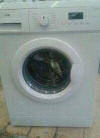 LOGIK L612wm13 Washing machine White