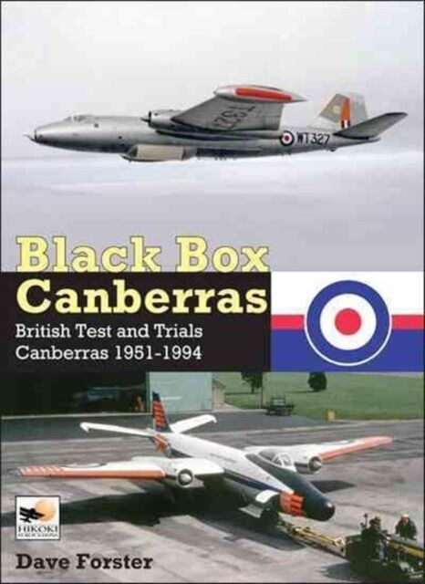 Black Box Canberras, 9781902109534