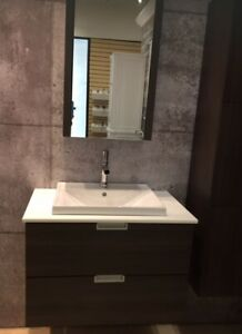 WALL MOUNT VANITIES ON SALE STARTING FROM $ 200