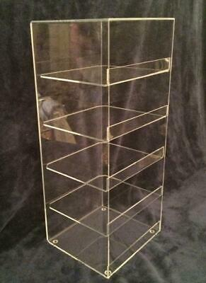 Acrylic Convenience Store Counter Top Display Case 7x 6x 21 Display Box Clear