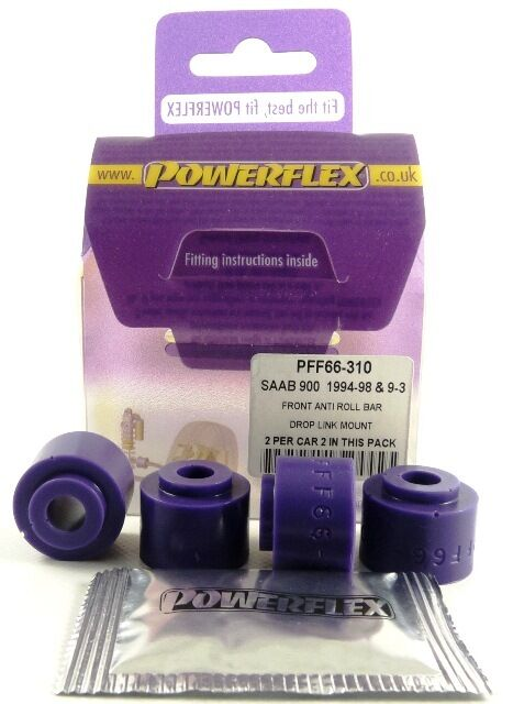 Powerflex Front Anti Roll Bar Drop Link Bush PFF66-310