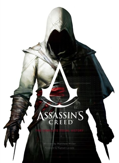 Assassins Creed - The Complete Visual History (Hardcover), Ubisof. 9781783298822