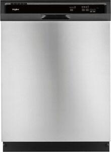Whirlpool WDF330PAHS Built-In Undercounter Dishwasher