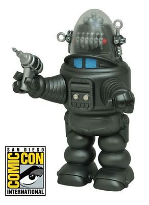 SDCC 2017 VINIMATE ROBBY THE ROBOT FORBIDDEN PLANET WITH BLASTER FIGURE NEW