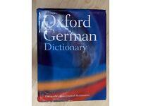 Oxford Dictionary German / English third edition