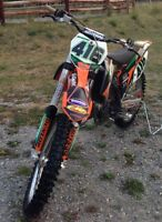 AWESOME LOADED KTM 125SX 2 stroke