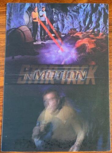1999 Rittenhouse Star Trek Motion #9 The Devil in the Dark Free Shipping