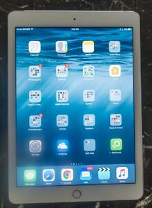 9.7 in, 128GB iPad AIR 2 - with WiFi and LTE