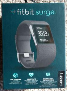 Fitbit Surge Mint Condition CHEAP