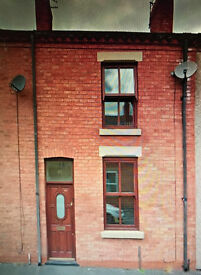 2 bed terreced property available now!