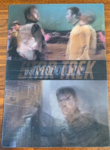 1999 Rittenhouse Star Trek Motion #23 The Day of the Dove Free Shipping