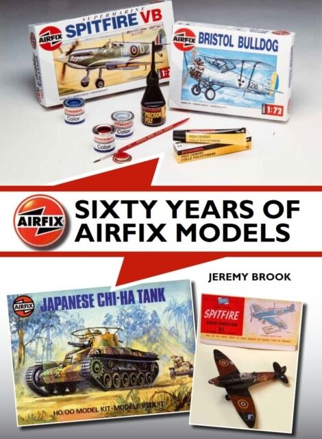 Sixty Years of Airfix Models (Hardcover), Brook, Jeremy, 9781847979759