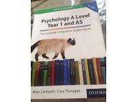 AQA Psychology AS textbook