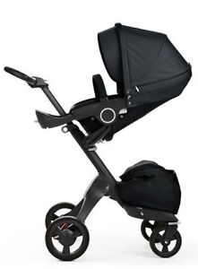 Stokke Xplory Black Limited Edition