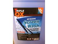 Screen Wash