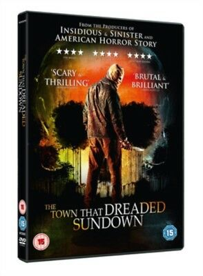 The Town That Dreaded Sundown DVD *NEW & SEALED* - Halloween Town The Movie