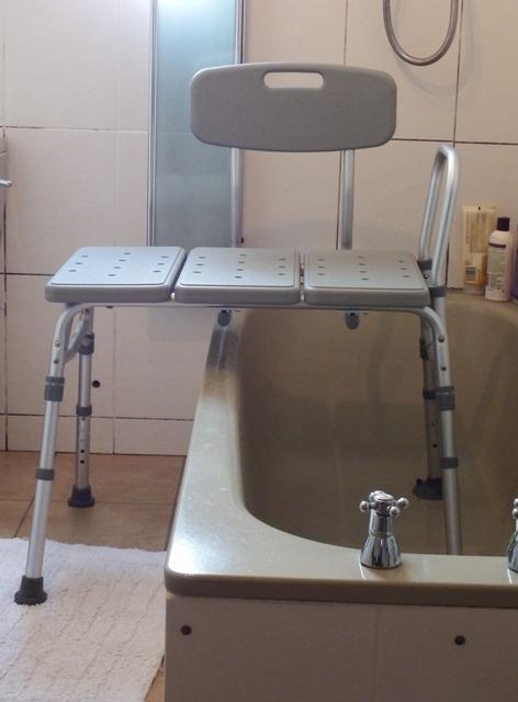 Shower Over Bath Transfer Bench In Ayr South Ayrshire