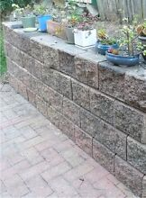 FREE to collector: retaining wall bricks Lane Cove West Lane Cove Area Preview